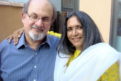 Salman Rushdie relives magic of 'Midnight's Children'